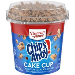 Duncan Hines Chips Ahoy Cake Cup