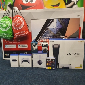 PS5 & TV MEGA BUNDLE!