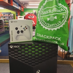 X BOX SERIES X & £100 HAMPER