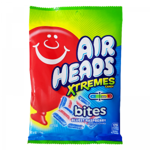 Airhead Xtreme Bites Bluest Raspberry