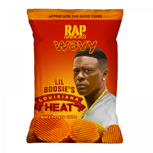 Rap Snacks Lil Boosie's Louisiana Heat