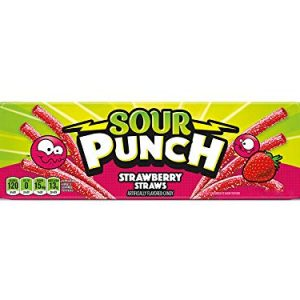 Sour Punch Strawberry