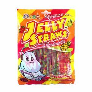 TikTok Famous Jelly Straws 15pack