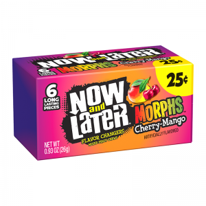 Now & Later Morphs Miniature