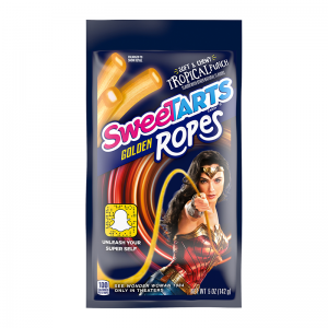 Sweetarts Ropes Golden Tropical Punch