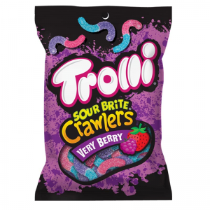 Trolli Sour Crawlers Very Berry