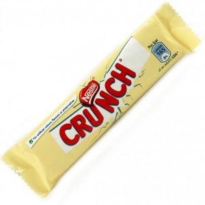 Nestle White Chocolate Crunch