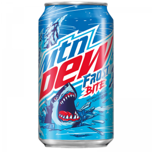 Mtn Dew Frostbite