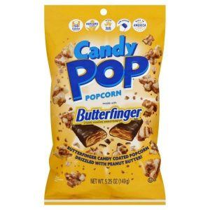 Candy Pop Popcorn Butterfinger 149g