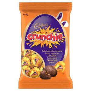 Cadbury Crunchie Mini Eggs 110g