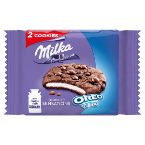 Milka Cookie Sensations Oreo Filling