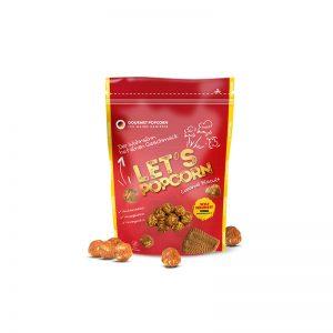 Let's Popcorn Caramel Biscuit (Biscoff)