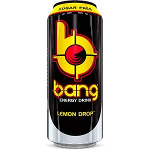 Bang Lemon Drop Energy Drink 500ml