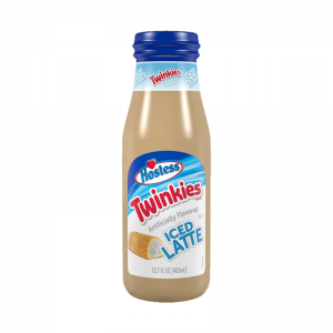 Hostess Twinkies Iced Latte