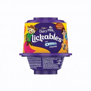 Cadbury Dairy Milk Lickables With Oreo Chunks & Toy Included