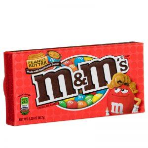 M&m Peanut Butter Box