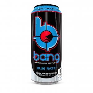 Bang Energy Blue Razz (18 ONLY)