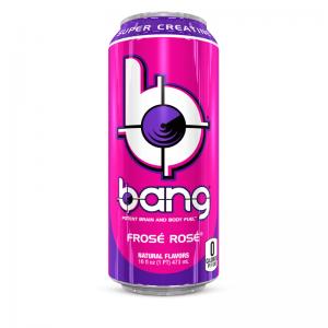 Bang Energy Frosé Rosé (18 ONLY)