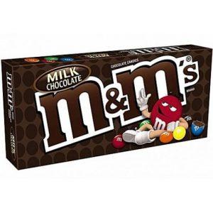 M&m Milk Chocolate Box