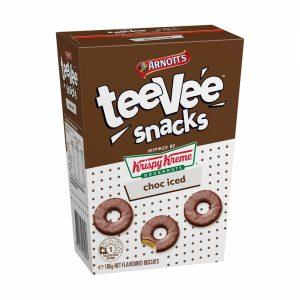TeeVee Krispy Kreme Choc Iced