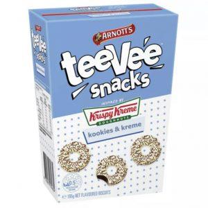 TeeVee Krispy Kreme Kookies & Kreme