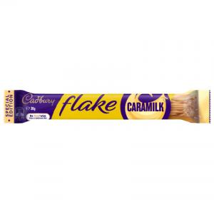 Cadbury Flake Caramilk