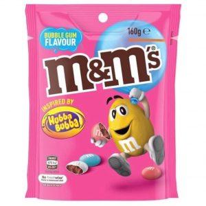 M&Ms Bubble Gum Flavour