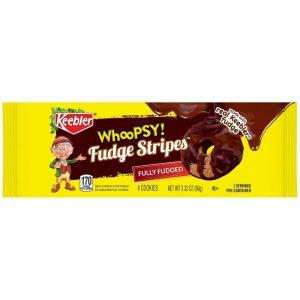 Keebler Fudge Stripes Cookies 4 pack