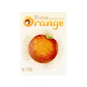 Terry's White Chocolate Orange