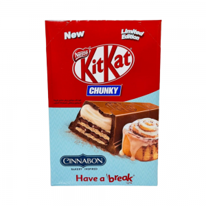 Kitkat Chunky Cinnabon